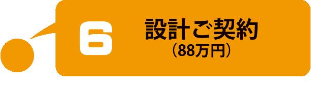 設計ご契約(88万円)