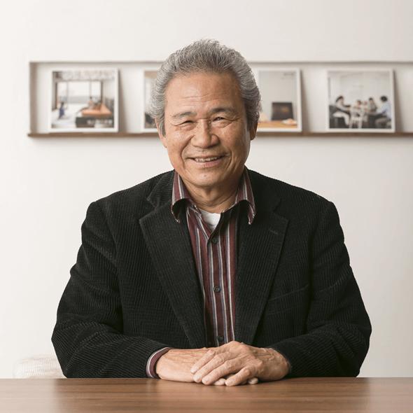 代表取締役会長 池田 尚輝 Naoteru Ikeda