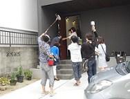 2014年6月 めんたいワイドでTファミリー様邸「悠」が紹介されました!