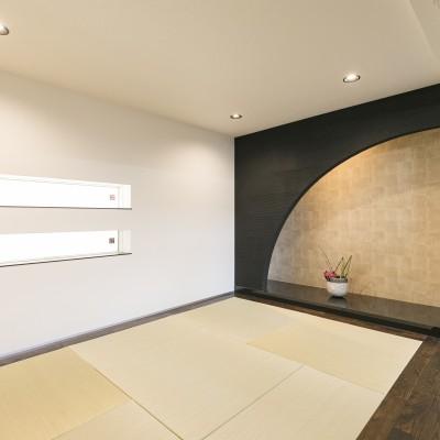 <a href='http://www.kpkp.co.jp/architecture/%e5%a5%a5%e5%ba%a7%e6%95%b7/' >奥座敷</a>